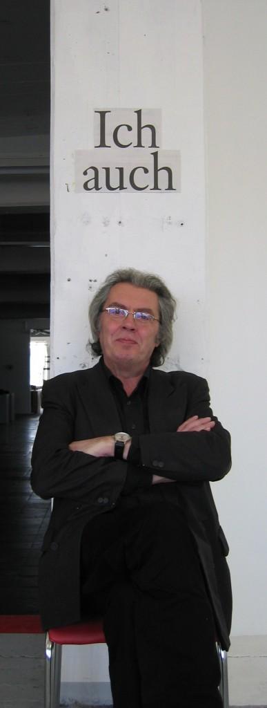 Porträt des Hungertuchpreisträgers Peter Meilchen