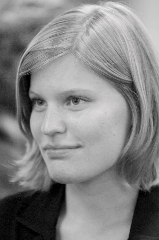 Stephanie Neuhaus in der Werkstattgalerie Der Bogen
