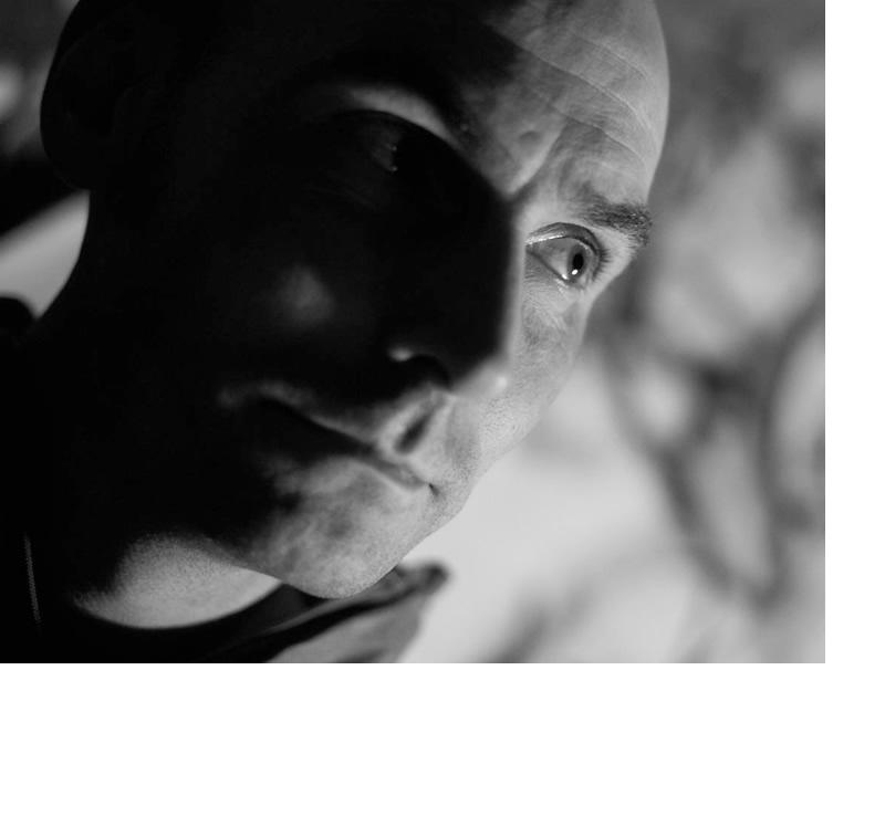 Porträt des Hungertuchpreisträgers Haimo Hieronymus