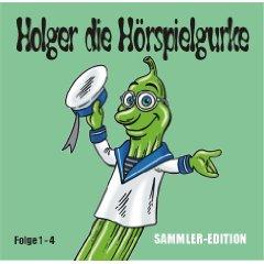 Holger die Hörspielgurke