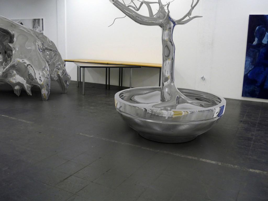 Kurze Gastausstellung Laik Wörtschel