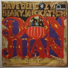Meine erste Schallplatte: »Don Juan« von Dave Dee, Dozy, Beaky, Mick and Tich
