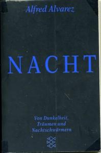 """Titel """"Nacht"""" von Alfred Alvarez"""