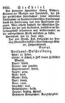 Büchner 2012 / 2013 reloaded