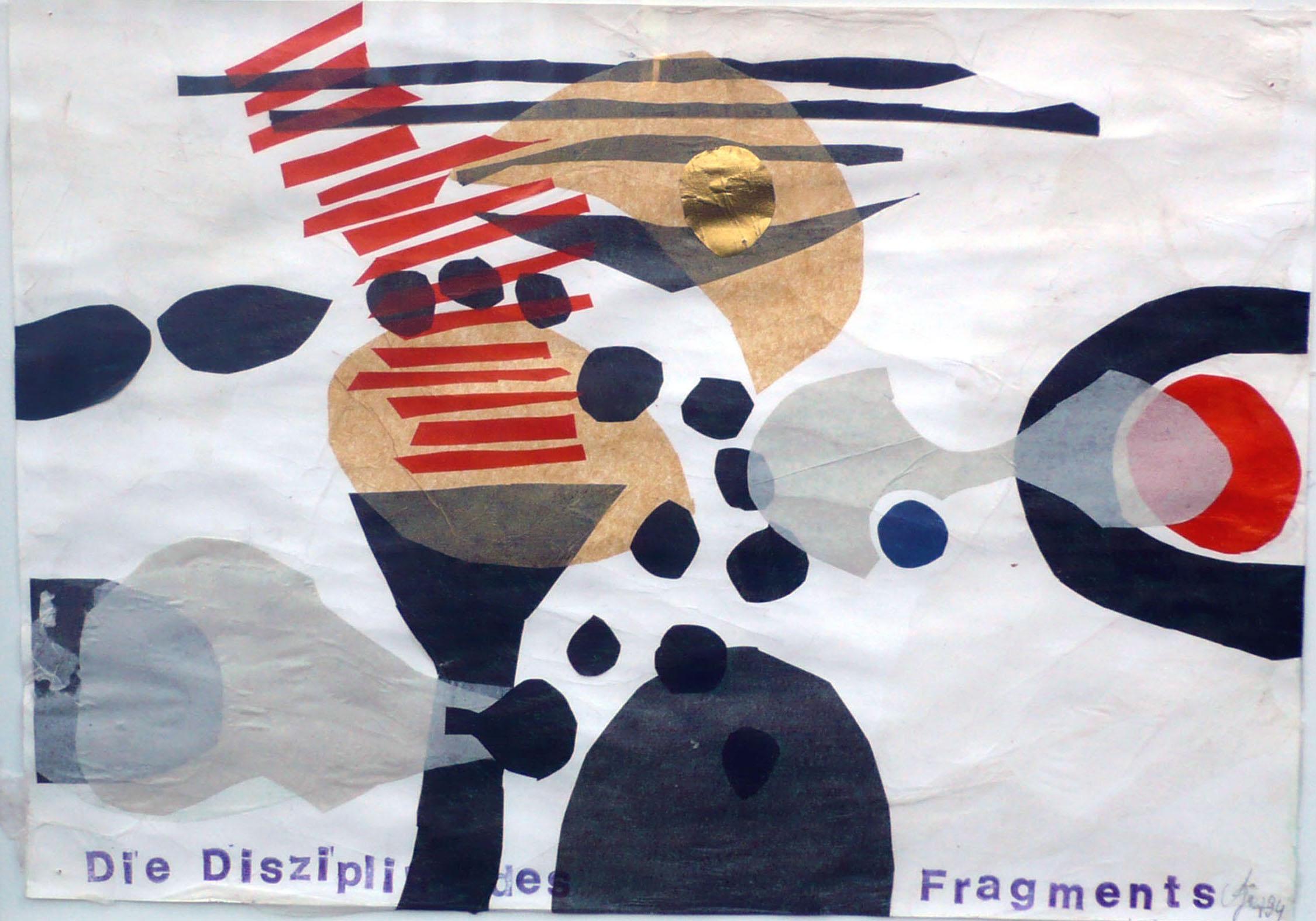 Disziplin des Fragments
