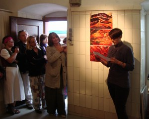 Das Hungertuch für Literatur 2013 geht an Swantje Lichtenstein