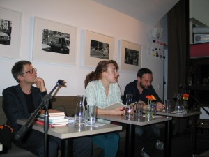 Ein Hochamt der Poesie im alten Westen von Berlin