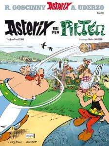 Alles Retro: der neue Asterix-Comic