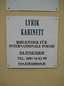 Lyrik Kabinett